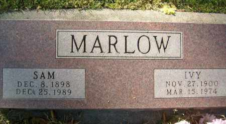 MARLOW, IVY - Boulder County, Colorado | IVY MARLOW - Colorado Gravestone Photos