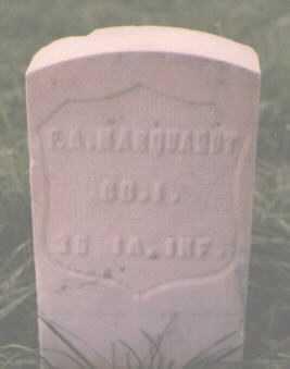 MARQUARDT, FRANZ A. - Boulder County, Colorado | FRANZ A. MARQUARDT - Colorado Gravestone Photos