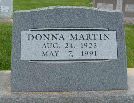 MARTIN, DONNA - Boulder County, Colorado   DONNA MARTIN - Colorado Gravestone Photos