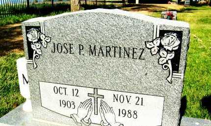 MARTINEZ, JOSE P. - Boulder County, Colorado   JOSE P. MARTINEZ - Colorado Gravestone Photos