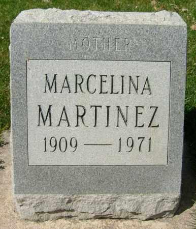 MARTINEZ, MARCELINA - Boulder County, Colorado | MARCELINA MARTINEZ - Colorado Gravestone Photos
