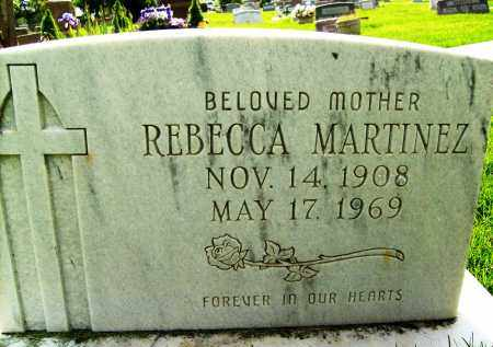 MARTINEZ, REBECCA - Boulder County, Colorado | REBECCA MARTINEZ - Colorado Gravestone Photos