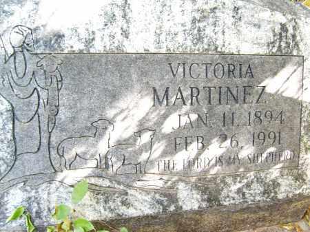 MARTINEZ, VICTORIA - Boulder County, Colorado | VICTORIA MARTINEZ - Colorado Gravestone Photos