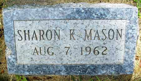 MASON, SHARON K. - Boulder County, Colorado   SHARON K. MASON - Colorado Gravestone Photos