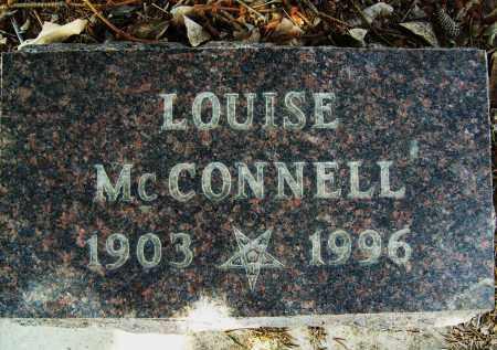MCCONNELL, LOUISE - Boulder County, Colorado | LOUISE MCCONNELL - Colorado Gravestone Photos