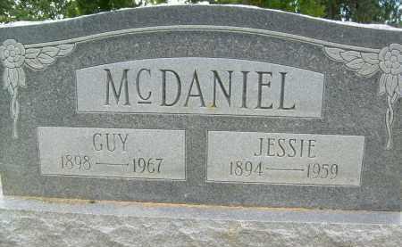 MCDANIEL, JESSIE - Boulder County, Colorado | JESSIE MCDANIEL - Colorado Gravestone Photos