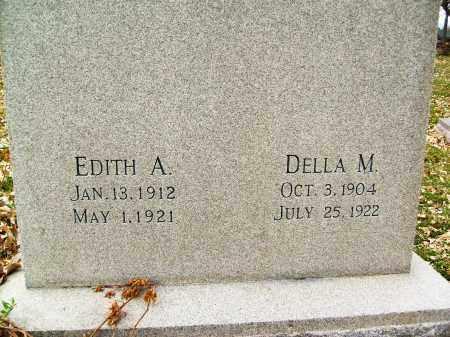 MCFADDEN, DELLA M. - Boulder County, Colorado | DELLA M. MCFADDEN - Colorado Gravestone Photos