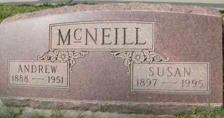 MCNEILL, SUSAN - Boulder County, Colorado | SUSAN MCNEILL - Colorado Gravestone Photos