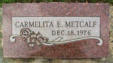 METCALF, CARMELITA E. - Boulder County, Colorado | CARMELITA E. METCALF - Colorado Gravestone Photos