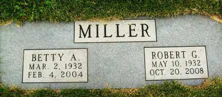 MILLER, ROBERT G. - Boulder County, Colorado | ROBERT G. MILLER - Colorado Gravestone Photos