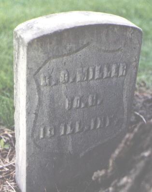 MILLER, G. C. - Boulder County, Colorado   G. C. MILLER - Colorado Gravestone Photos