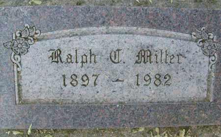 MILLER, RALPH - Boulder County, Colorado   RALPH MILLER - Colorado Gravestone Photos