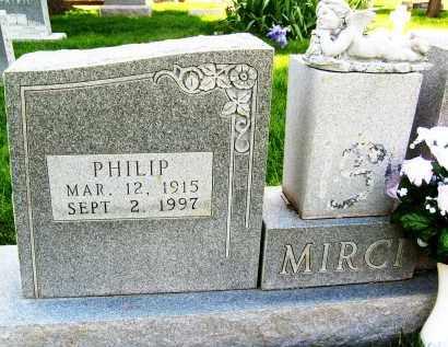 MIRCI, PHILIP - Boulder County, Colorado | PHILIP MIRCI - Colorado Gravestone Photos