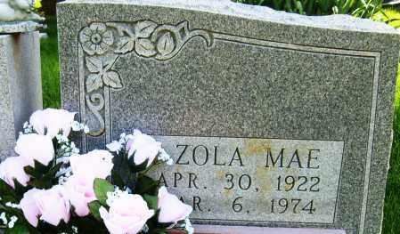 MIRCI, ZOLA MAE - Boulder County, Colorado | ZOLA MAE MIRCI - Colorado Gravestone Photos