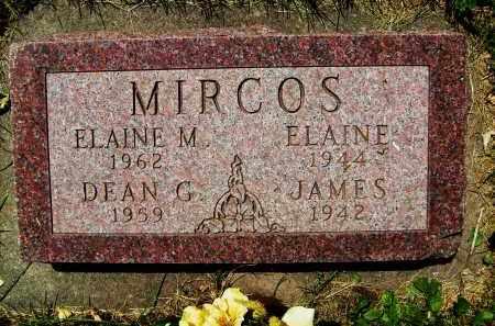 MIRCOS, ELAINE - Boulder County, Colorado   ELAINE MIRCOS - Colorado Gravestone Photos