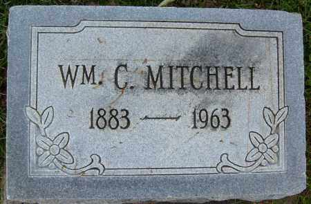MITCHELL, WILLIAM C. - Boulder County, Colorado   WILLIAM C. MITCHELL - Colorado Gravestone Photos