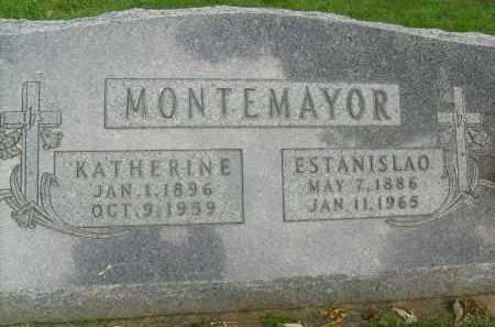 MONTEMAYOR, KATHERINE - Boulder County, Colorado | KATHERINE MONTEMAYOR - Colorado Gravestone Photos