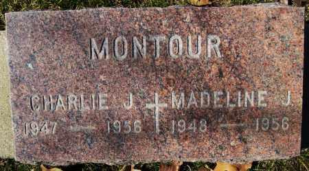 MONTOUR, MADELINE J. - Boulder County, Colorado | MADELINE J. MONTOUR - Colorado Gravestone Photos