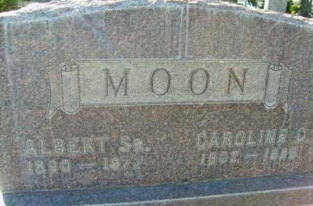 MOON, CAROLINE C. - Boulder County, Colorado | CAROLINE C. MOON - Colorado Gravestone Photos