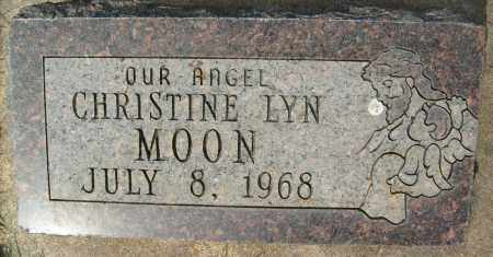 MOON, CHRISTINE LYN - Boulder County, Colorado | CHRISTINE LYN MOON - Colorado Gravestone Photos