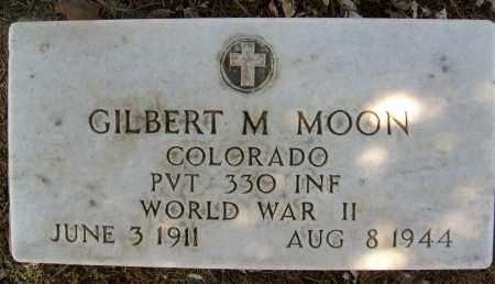 MOON, GILBERT M. - Boulder County, Colorado | GILBERT M. MOON - Colorado Gravestone Photos