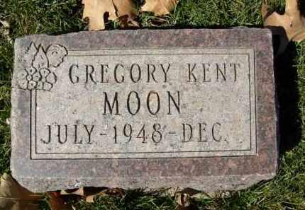 MOON, GREGORY KENT - Boulder County, Colorado   GREGORY KENT MOON - Colorado Gravestone Photos