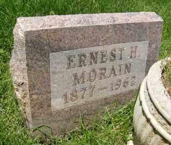 MORAIN, ERNEST H. - Boulder County, Colorado | ERNEST H. MORAIN - Colorado Gravestone Photos