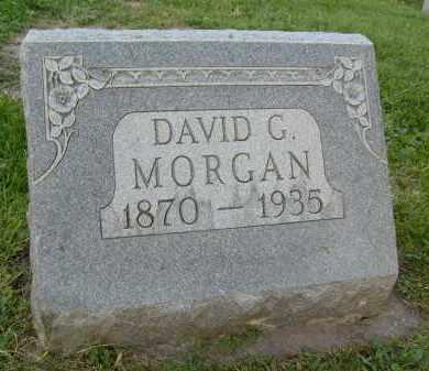 MORGAN, DAVID G. - Boulder County, Colorado | DAVID G. MORGAN - Colorado Gravestone Photos