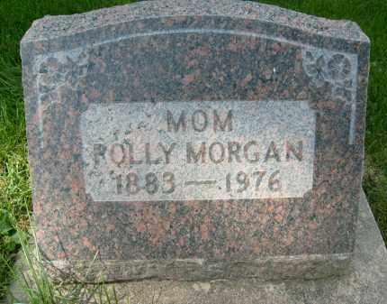 MORGAN, POLLY - Boulder County, Colorado | POLLY MORGAN - Colorado Gravestone Photos