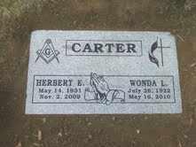 CARTER, HERBERT E. - Boulder County, Colorado | HERBERT E. CARTER - Colorado Gravestone Photos