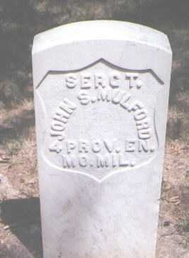 MULFORD, JOHN S. - Boulder County, Colorado   JOHN S. MULFORD - Colorado Gravestone Photos