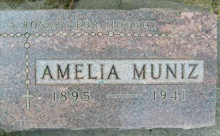 MUNIZ, AMELIA - Boulder County, Colorado | AMELIA MUNIZ - Colorado Gravestone Photos