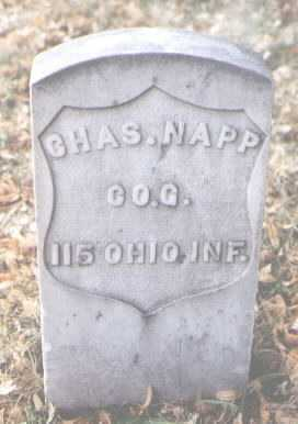 NAPP, CHARLES - Boulder County, Colorado | CHARLES NAPP - Colorado Gravestone Photos