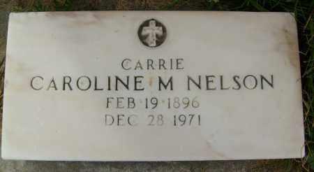 NELSON, CAROLINE M. - Boulder County, Colorado | CAROLINE M. NELSON - Colorado Gravestone Photos