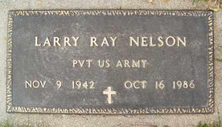 NELSON, LARRY RAY - Boulder County, Colorado | LARRY RAY NELSON - Colorado Gravestone Photos