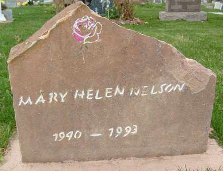 NELSON, MARY HELEN - Boulder County, Colorado | MARY HELEN NELSON - Colorado Gravestone Photos