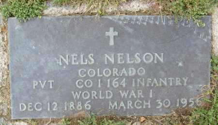 NELSON, NELS - Boulder County, Colorado | NELS NELSON - Colorado Gravestone Photos