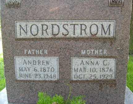 NORDSTROM, ANNA C. - Boulder County, Colorado | ANNA C. NORDSTROM - Colorado Gravestone Photos