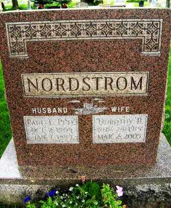 "NORDSTROM, PAUL L. ""PETE"" - Boulder County, Colorado 