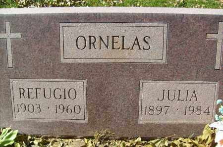 ORNELAS, JULIA - Boulder County, Colorado | JULIA ORNELAS - Colorado Gravestone Photos