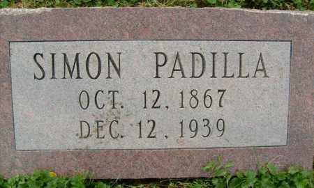 PADILLA, SIMON - Boulder County, Colorado | SIMON PADILLA - Colorado Gravestone Photos