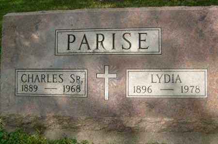 PARISE, LYDIA - Boulder County, Colorado | LYDIA PARISE - Colorado Gravestone Photos
