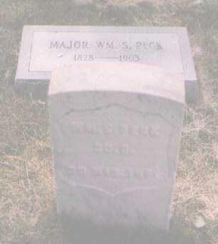 PECK, WILLIAM S. - Boulder County, Colorado | WILLIAM S. PECK - Colorado Gravestone Photos