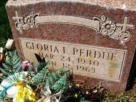 PERDUE, GLORIA L. - Boulder County, Colorado | GLORIA L. PERDUE - Colorado Gravestone Photos