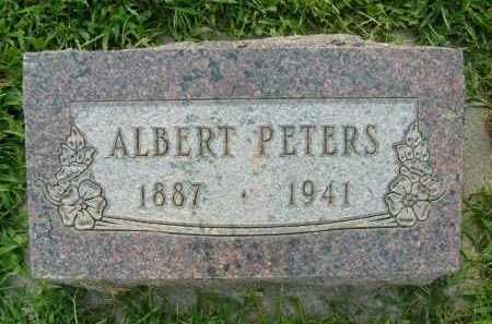 PETERS, ALBERT - Boulder County, Colorado | ALBERT PETERS - Colorado Gravestone Photos