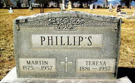 PHILLIPS, MARTIN - Boulder County, Colorado | MARTIN PHILLIPS - Colorado Gravestone Photos