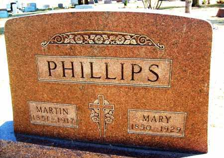 PHILLIPS, MARY - Boulder County, Colorado | MARY PHILLIPS - Colorado Gravestone Photos