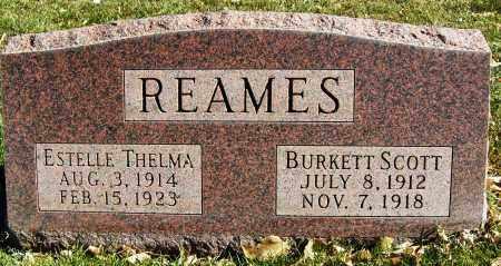 REAMES, ESTELLE THELMA - Boulder County, Colorado | ESTELLE THELMA REAMES - Colorado Gravestone Photos