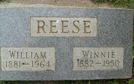 REESE, WILLIAM - Boulder County, Colorado | WILLIAM REESE - Colorado Gravestone Photos