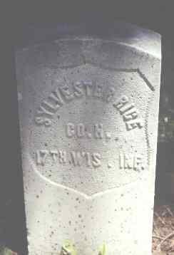 RICE, SYLVESTER - Boulder County, Colorado | SYLVESTER RICE - Colorado Gravestone Photos